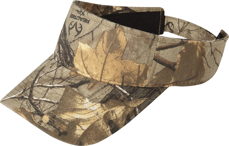 Port Authority Men's Camouflage Visor C822