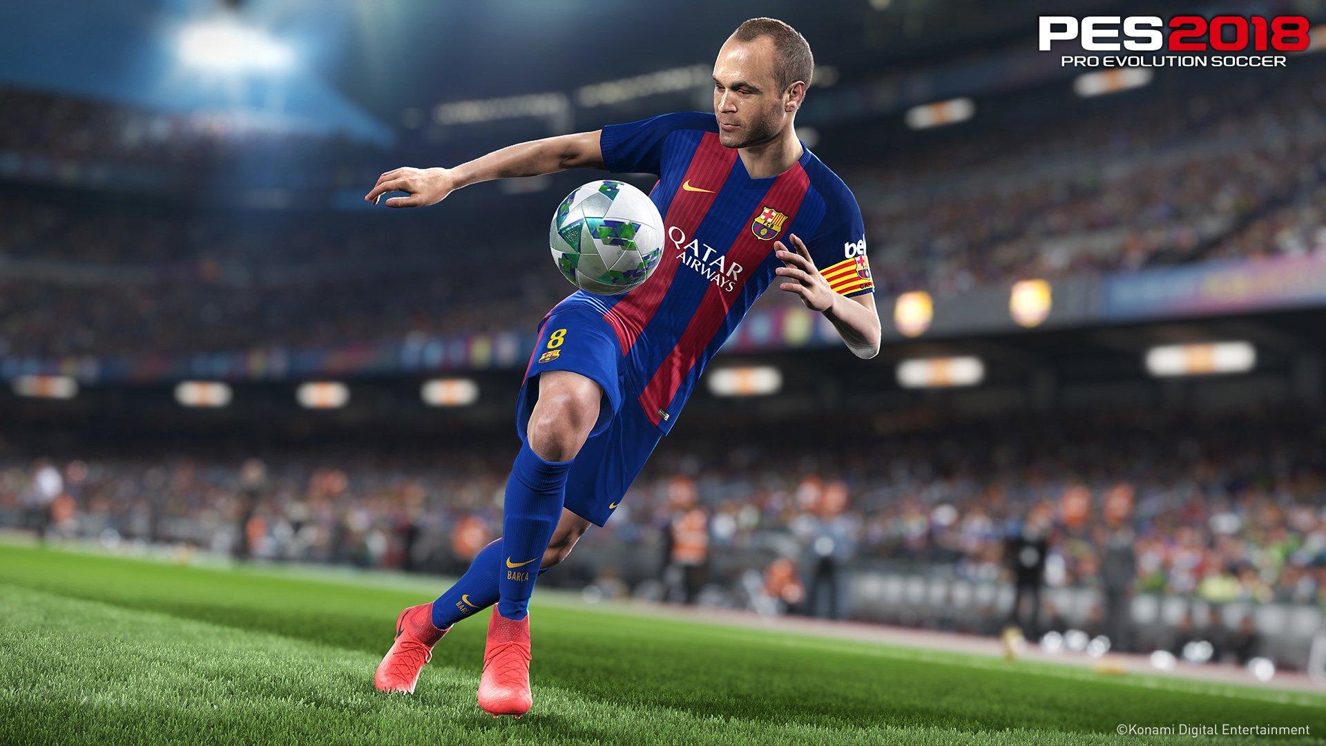 Pro Evolution Soccer 2018 - PlayStation - TiendaMIA.com e05dbbd8a3