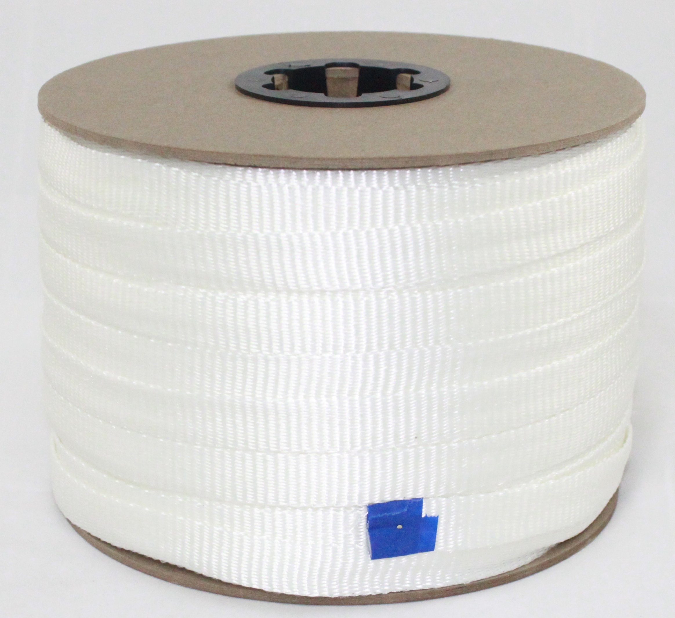 Cajun Mule Line - 3/4 Inch - 2,500 lb. - Pull Tape - Polyester Pulling Tape - Made in USA (500)