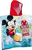Poncho toalla Mickey Disney