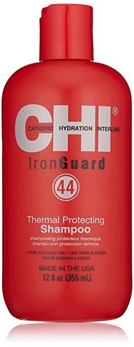 Guide to the Best Shampoo for Each Hair Type | CHI 44 Iron Guard Thermal Protecting Shampoo | Hairstyle on Point