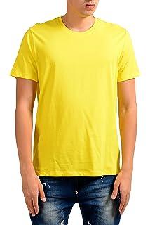 Hugo Boss Orange T-Shirt RN 2P Mens White Crewneck Stretch T-Shirt US M IT 50