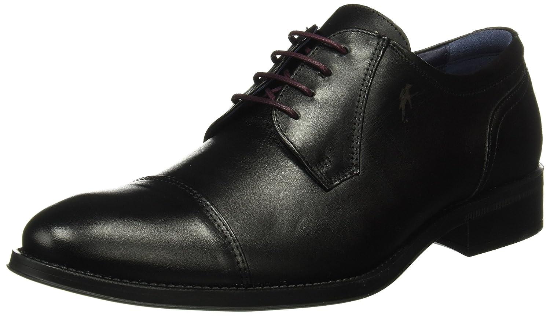 TALLA 43 EU. Fluchos Heracles, Zapatos de Cordones Derby para Hombre