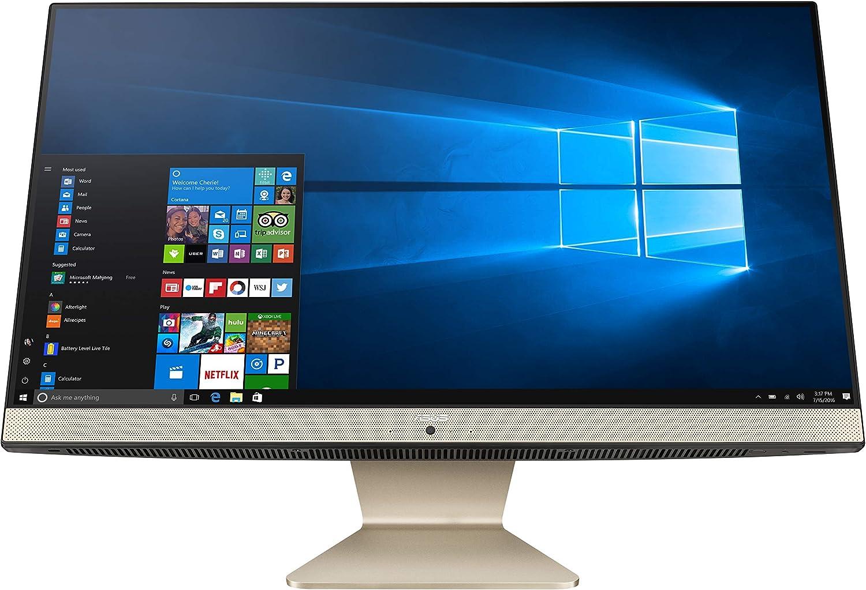 """ASUS Vivo AiO V241, Todo en uno con Pantalla FHD de 23,8"""", no -Glare, Non-Touch, Intel Core i5 8265U, RAM 8 GB, HDD 256 GB SSD SATA, Tarjeta gráfica NVIDIA GeForce MX130, Windows 10 (64bit)"""