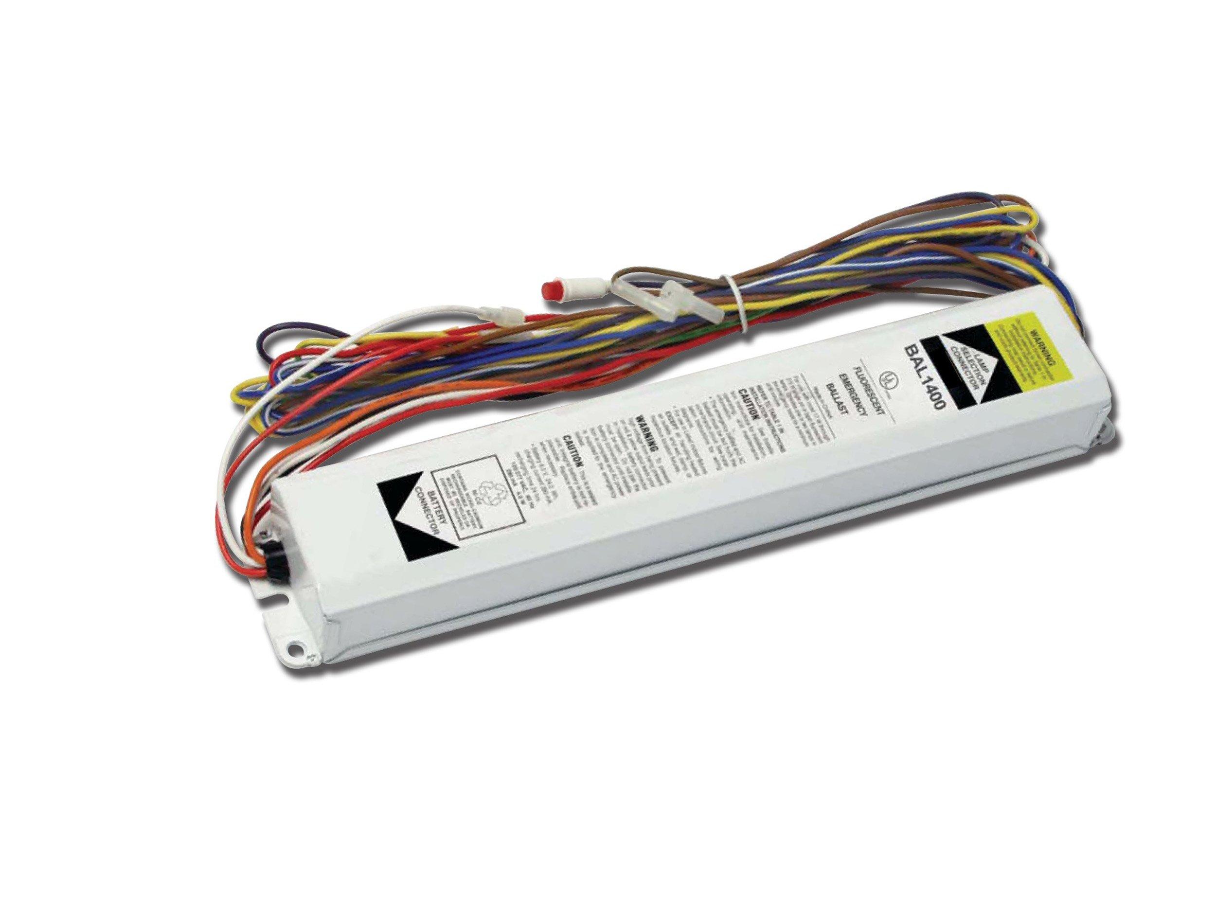 Howard Lighting BAL1400 1100-1400 lm Fluorescent Emergency Ballast by Howard Lighting