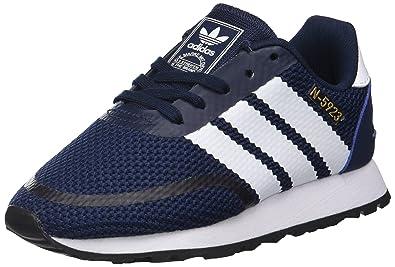 adidas X_PLR C, Chaussures de Fitness Mixte Enfant, Bleu (Maruni/Ftwbla 000), 29 EU