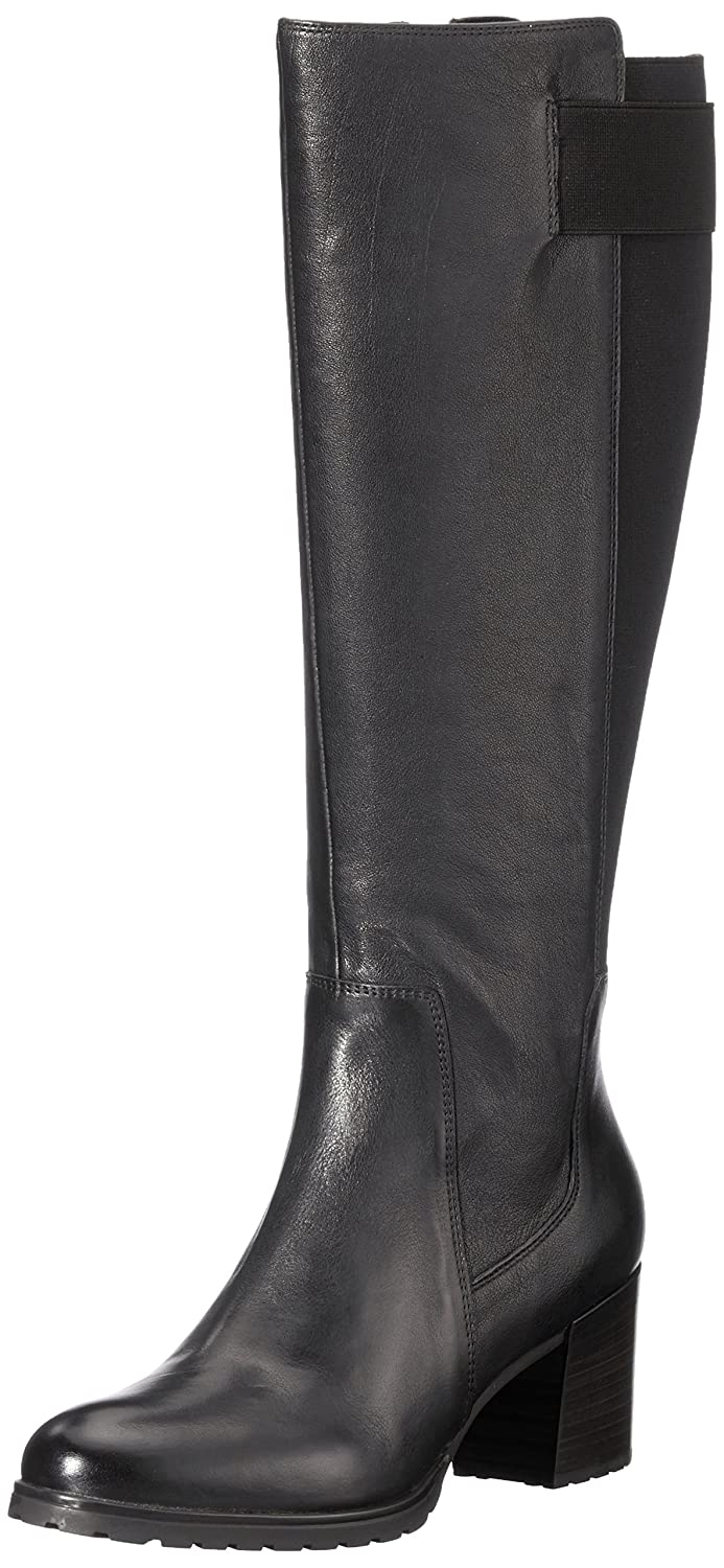 Black Geox Women's D New LISE A Mid Calf Boots