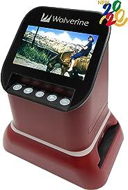 Wolverine F2D Saturn Digital Film & Slide Scanner - Converts 120 Medium Format, 127 Film, Microfiche, 35mm Negatives & Slide