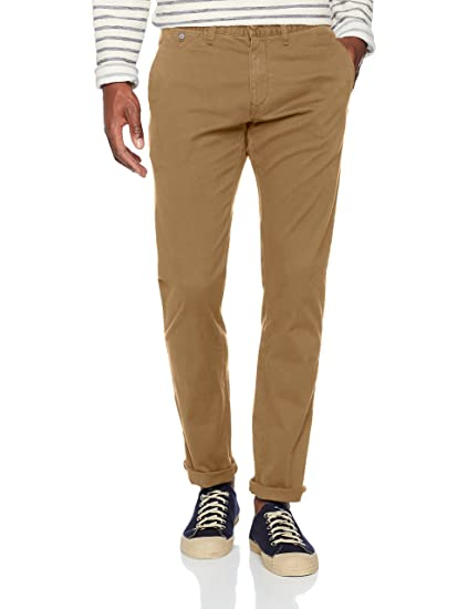 Fit Uomo Pantaloni ChinoAmazon Slim Chino itAbbigliamento Original Tommy Jeans WDI2H9E