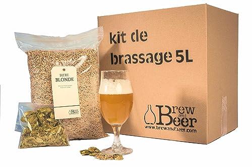Kit De Brassage Bière Abbaye : le meilleur de milieu de gamme