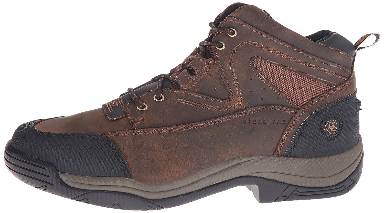 Ariat Herren - Herren Ariat Terra Wide Sq Toe Steel Toe REIT Endurance Schuhe 95d7aa