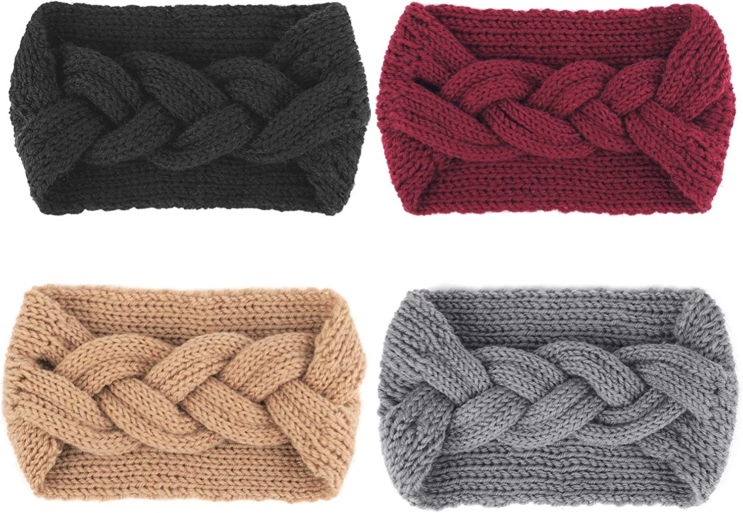 Flammi 4 Pack Warm Knit...