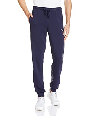 c173b1259dc1 Puma Men s Cotton Tracksuit (4053985451974 83282310 XXL Peacoat-Limoges)
