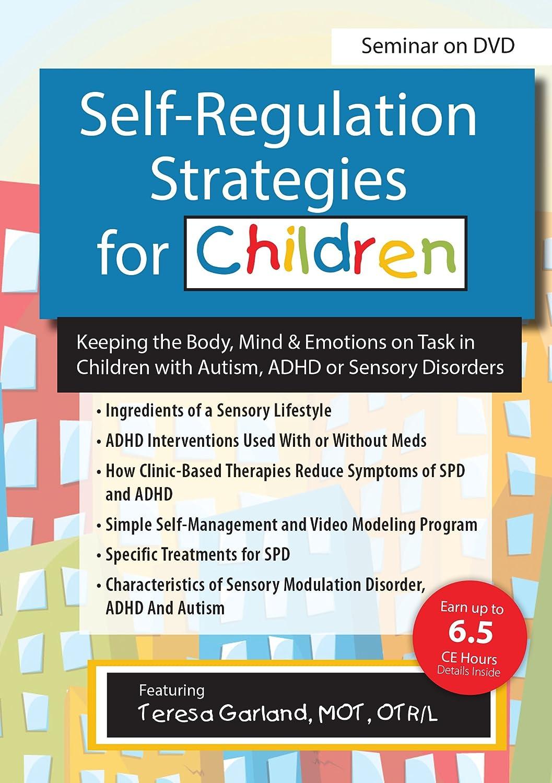 Amazon.com: Self-Regulation Strategies for Children: Keeping the ...