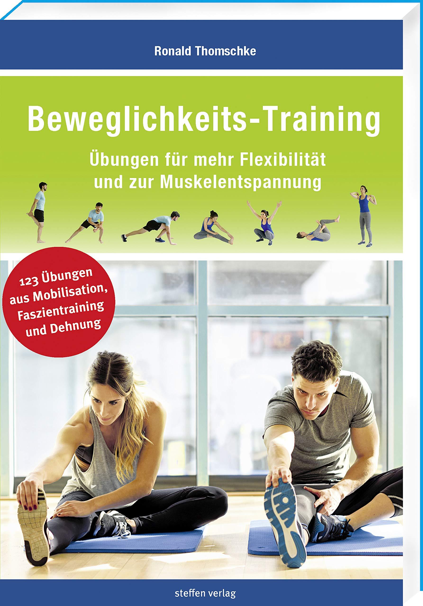 Bücher Sachbücher Best Stretching Dehn-Übungen für alle Sportarten Übungen Training Tipps Buch NEU