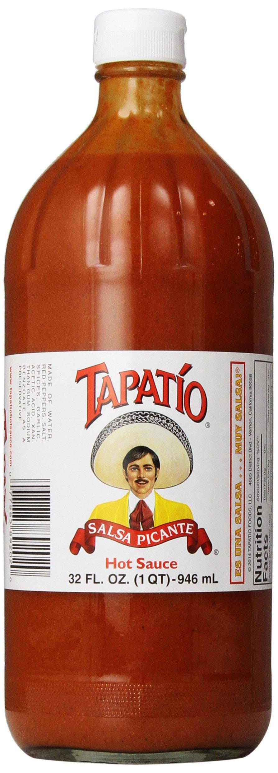Tapatio Salsa Picante Hot Sauce, 32 Fl Oz