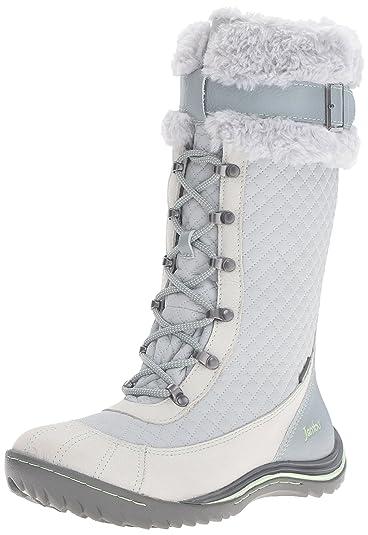 b37f837422bb Jambu Women s Williamsburg Snow Boot Ice 6 ...