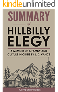 Amazon summary hillbilly elegy memoir by j d vance a summary of hillbilly elegy a memoir of a family and culture in crisis by j d fandeluxe Choice Image