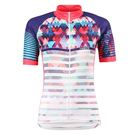 d7fae7be084 Buy Heini Cycling Jersey for Women Online at Low Prices in India - Amazon.in