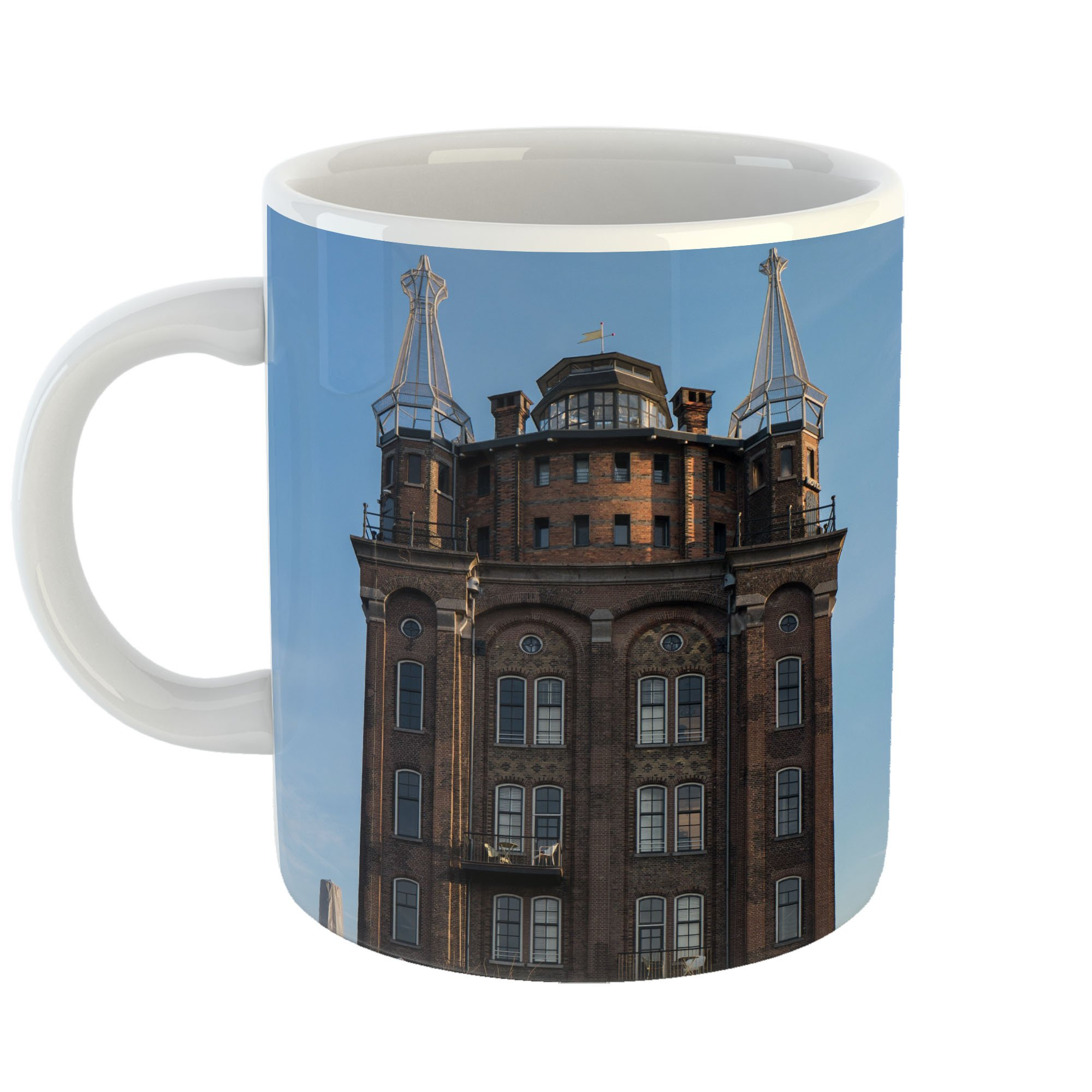 Westlake Art - Hotel Netherland - 11oz Coffee Cup Mug - Modern Picture Photography Artwork Home Office Birthday Gift - 11 Ounce (6B9E-14816)