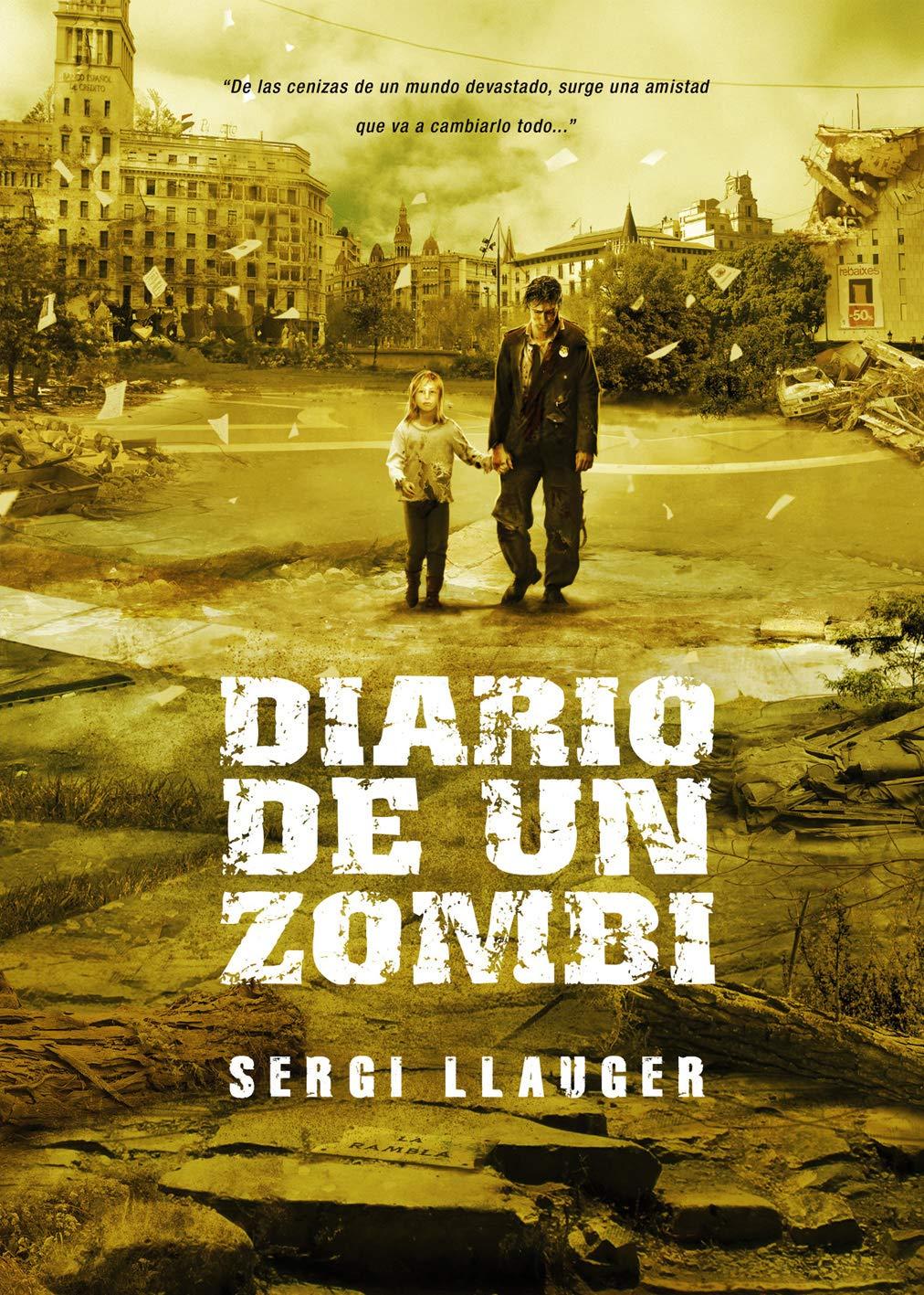 Diario de un Zombie (Línea Z): Amazon.es: Llauger, Sergio: Libros