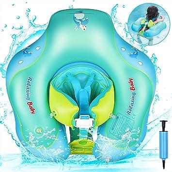 Bambini Nuoto Anello Gonfiabile Nuotare Aiuto MARE STAR 3-5y