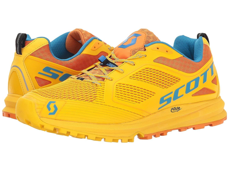 [スコット] Scott メンズ Kinabalu Enduro スニーカー Yellow/Orange US13(31cm) - M [並行輸入品] B074FX343X