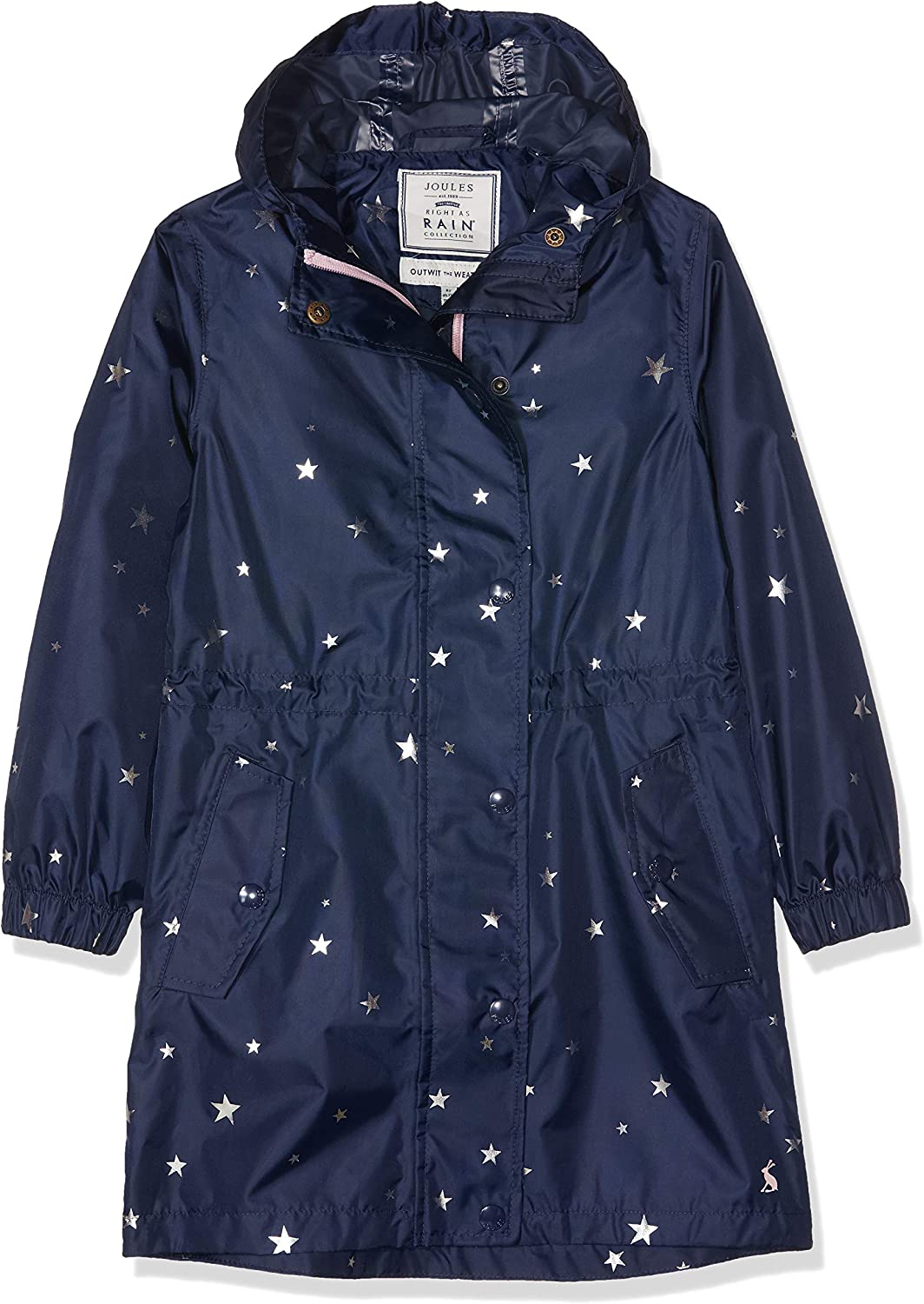 Joules Girls Golightly Rain Jacket