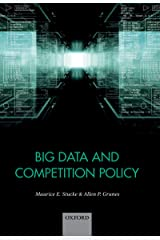 Big Data and Competition Policy Kindle Edition
