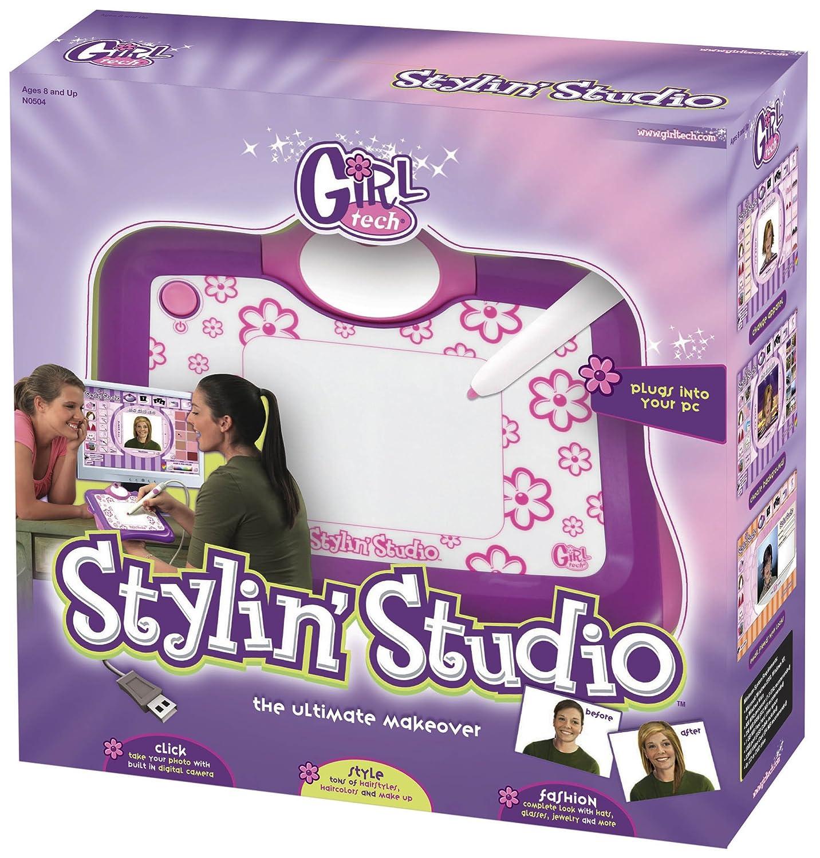 Amazon Girl Tech Stylin Studio Toys & Games
