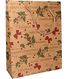 Christmas Cellophane Gold /& Silver Snowflake 1M 100 Meter 80cm Wide gift wrap