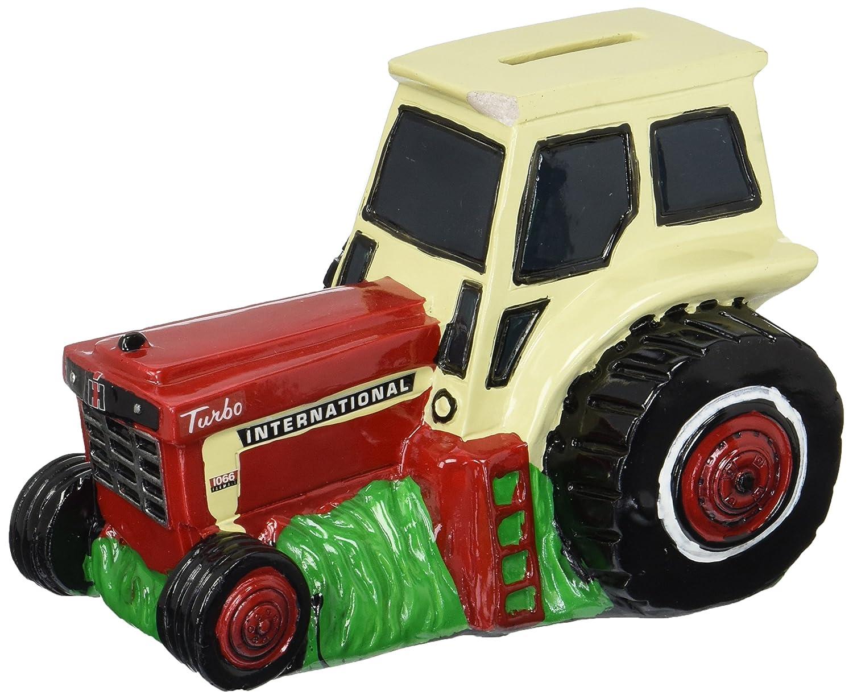 "Case International /""IH/"" Tractor Piggy Bank"