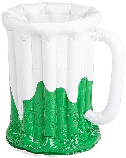 Enfriador de cerveza inflable Beistle (capacidad para 48 ...