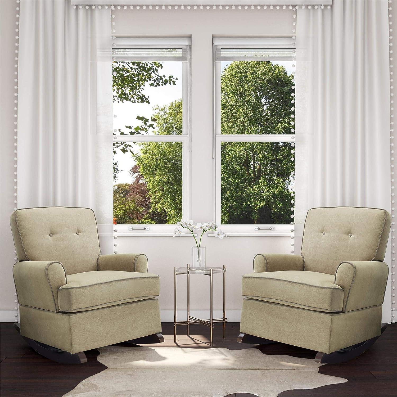 Incredible Baby Relax The Tinsley Nursery Rocker Chair Beige Evergreenethics Interior Chair Design Evergreenethicsorg
