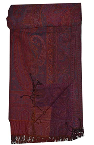 Amazon.com: Tribal Asian Textiles Designer Throw Bedspread ...