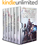 Heirs of Destiny: An Epic Fantasy Action Adventure (Defenders of Legend Box Set Book 4)