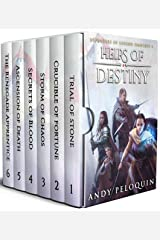 Heirs of Destiny: An Epic Fantasy Action Adventure (Defenders of Legend Box Set Book 4) Kindle Edition