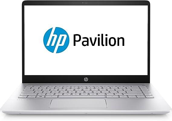 "HP Pavilion - 14-bf177tx Laptop with IntelCore i7-8550U Processor 1.8 GHz/8GB DDR4 RAM/1TB SATA HDD/14"" Screen/ Windows 10 Home 64 / NVIDIAGeForceMX130 (2 GB DDR3 Dedicate at amazon"