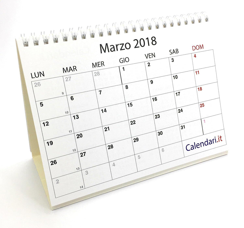Calendario da scrivania 2018 np83 regardsdefemmes - Calendari da tavolo 2018 ...