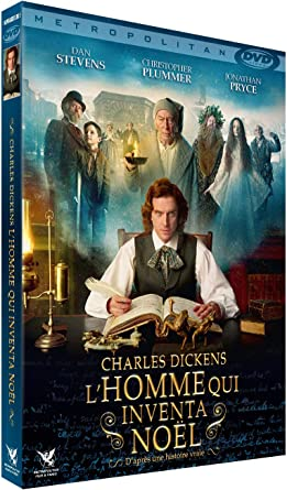 The Man Who Invented Christmas, un film sur Charles Dickens avec Dan Stevens - Page 2 81Dj7-CTAyL._AC_SY445_