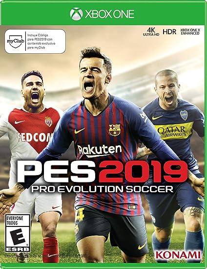 Pro Evolution Soccer 2019 Xbox One Standard Edition Amazon Com