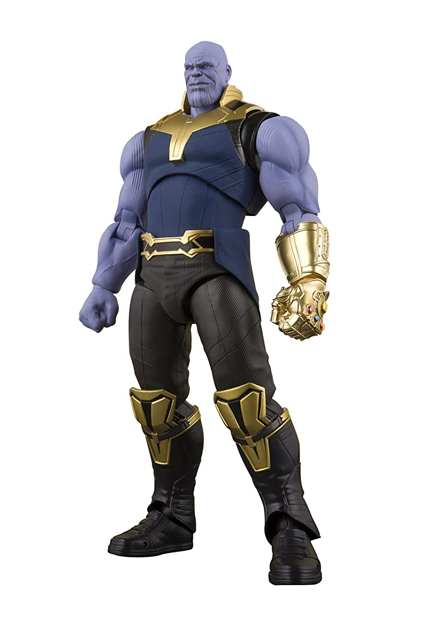 Bandai Tamashii Nations S.H. Figuarts Thanos Avengers: Infinity War Action Figure