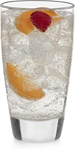 Libbey Classic Tumbler Glasses, Set of 4