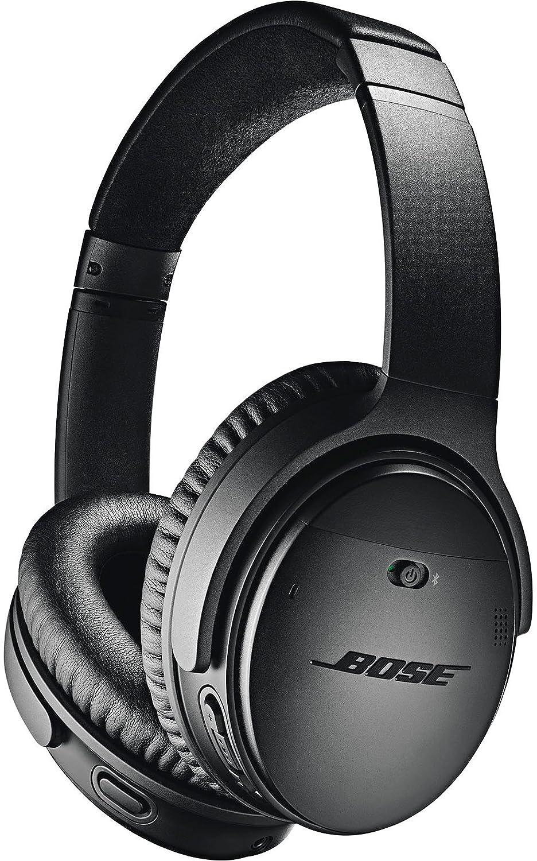 Bose Auriculares inalámbricos Quiet Confort 35 II BLK (Negro) 【 Japón Productos domésticos Genuine 】: Amazon.es: Electrónica