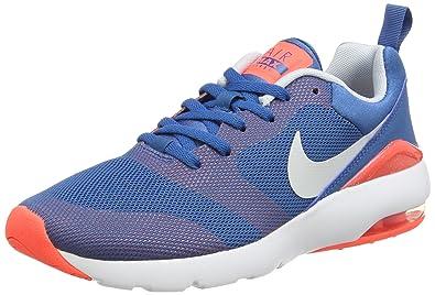newest 04b71 fafaa Nike 749510-004, Chaussures de Sport Femme - Multicolore - Brgd Blue/Pr