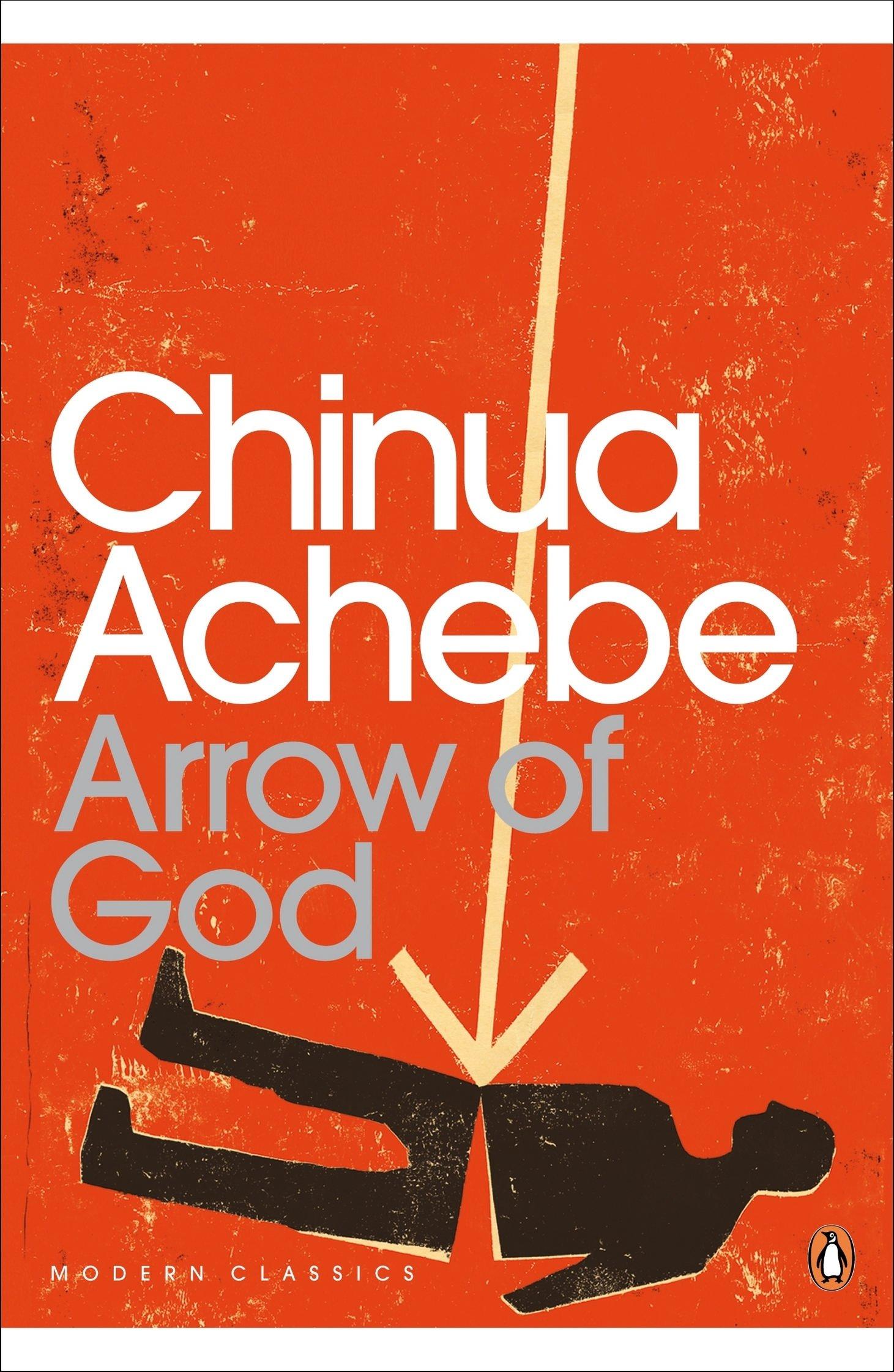 setting of arrow of god