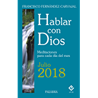 Hablar con Dios - Julio 2018