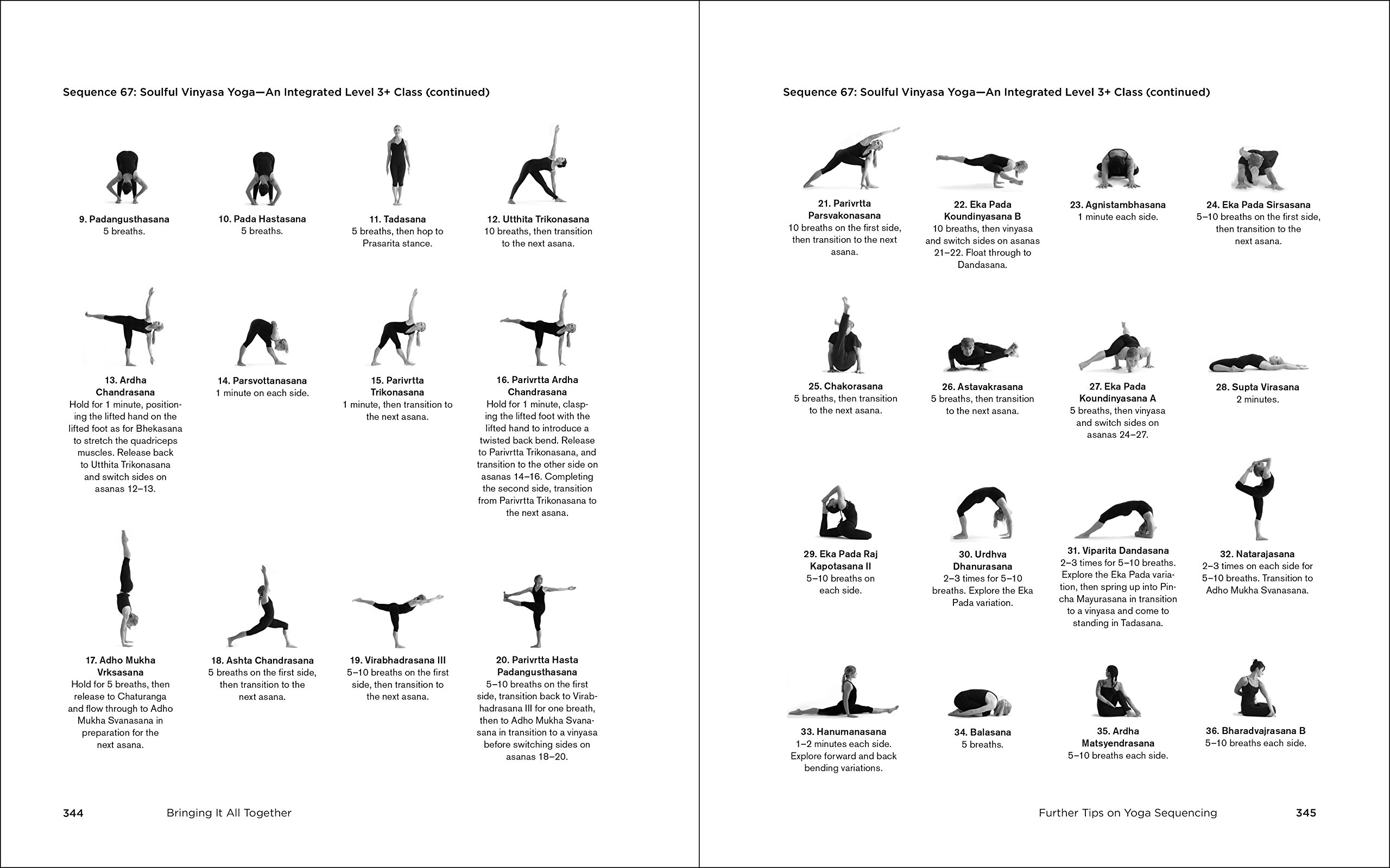 Yoga Sequencing: Designing Transformative Yoga Classes ...