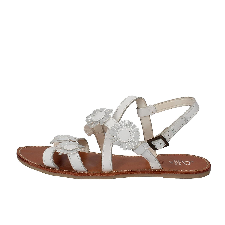 BALDUCCI Sandals Baby-Girls Leather White