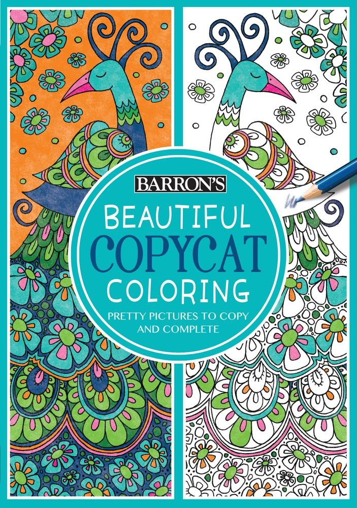 Beautiful Copycat Coloring Pictures Complete product image